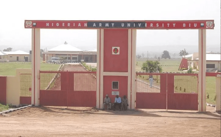Why Nigeria Doesn't Need Military Universities