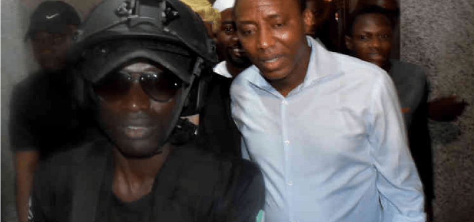 Forces that Shaped Sowore-DSS Face-off and Public Complicated Sympathy