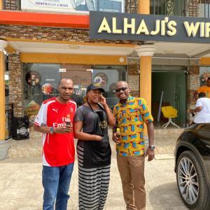 Talking Kitchen Alhaji's Wife redefines the Waakye Experience
