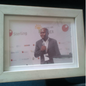 Thank You Sterling Bank for the Gifts
