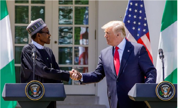 The Upcoming Trump's BIG Ban on Nigeria