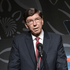 """The Father of 'Disruptive Innovation"""" Is Dead, RIP Clayton Christensen"""