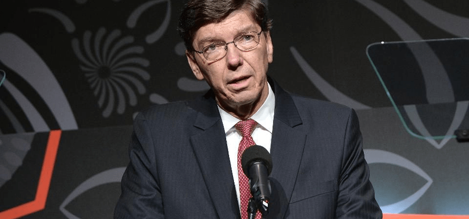"The Father of 'Disruptive Innovation"" Is Dead, RIP Clayton Christensen"