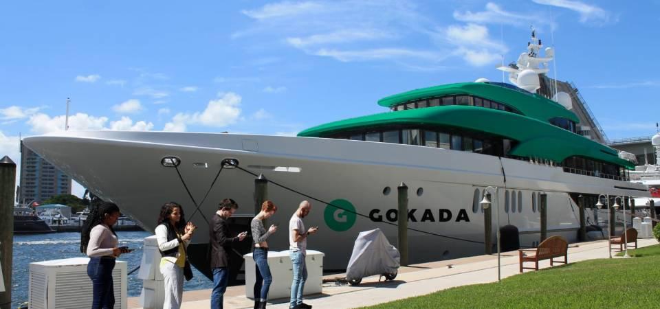Andela's Seni Sulyman Steps Down As Gokada Unveils Yacht
