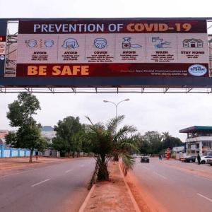 On The Quarantine Act in Ekiti, Lagos and Osun States