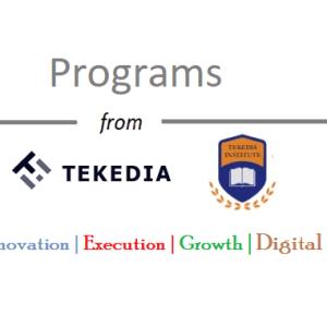 More Reasons To Register for Tekedia Mini-MBA