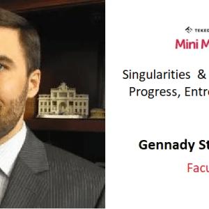 Tekedia Mini-MBA Faculty Shares His Session Outline on Singularities and Entrepreneurship