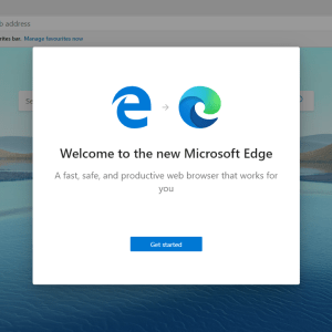 Microsoft Takes A  Bold Step To Challenge Chrome's Dominance