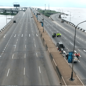 Traffic-geddon To Begin In Lagos As Nigeria Closes 3rd Mainland Bridge for 6 Months