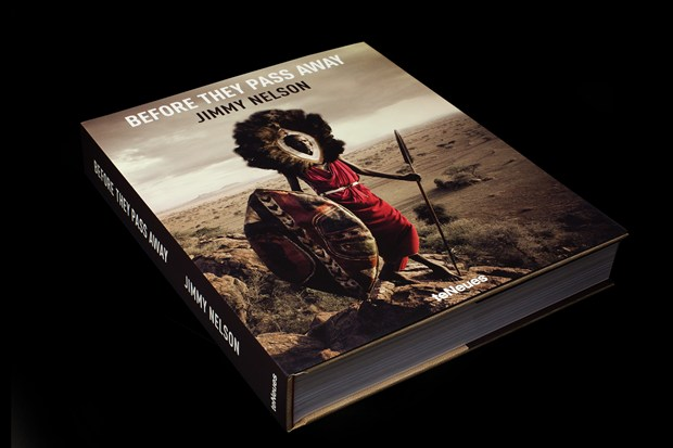 Photographer's Library : Jimmy Nelson – Before They Pass Away