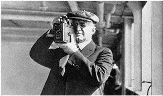 Majestic Ocean Liner George Eastman April 16Th 1926