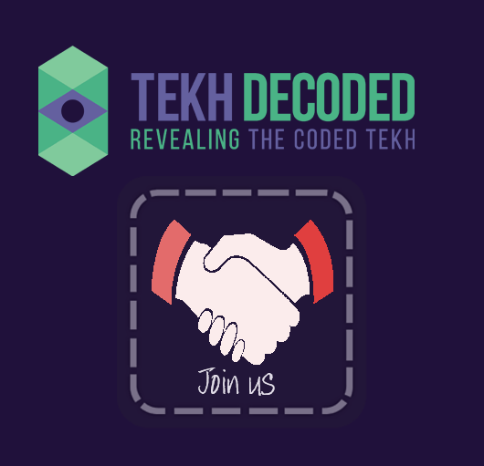 Join TekhDecoded Community
