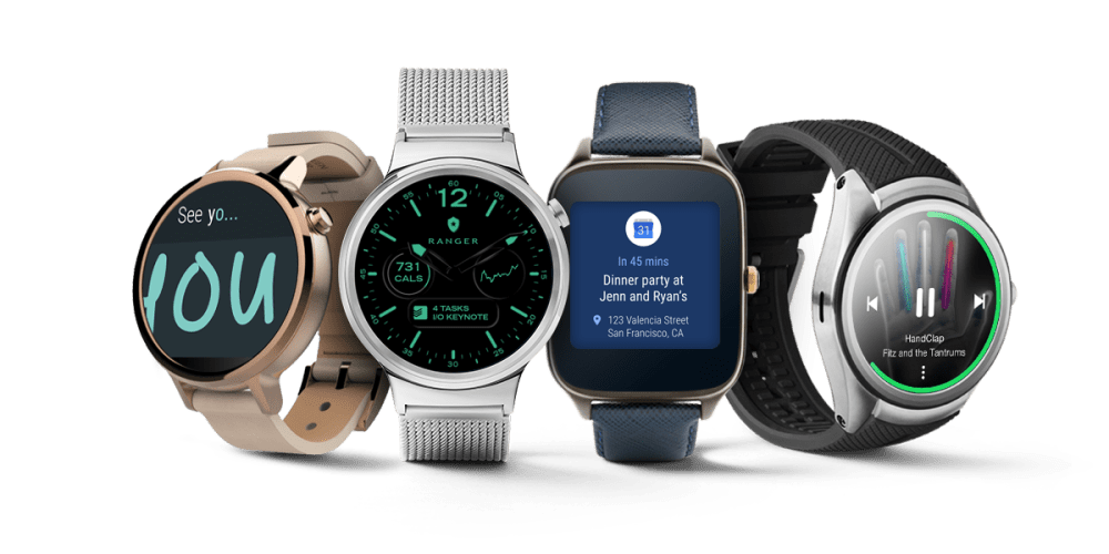 AndroidWear 2.0 Announced!