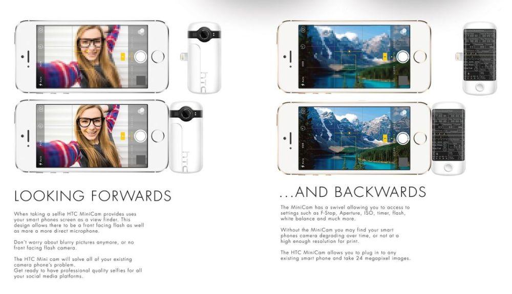 HTC MiniCam