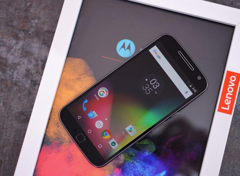 The Moto G4! :D