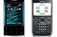 Nokia E72 e Nokia X3 no Brasil