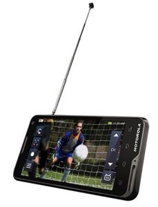 MotorolaAtrixTV