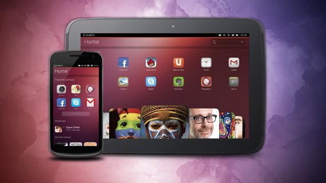 Ubuntu Touch para linha Nexus