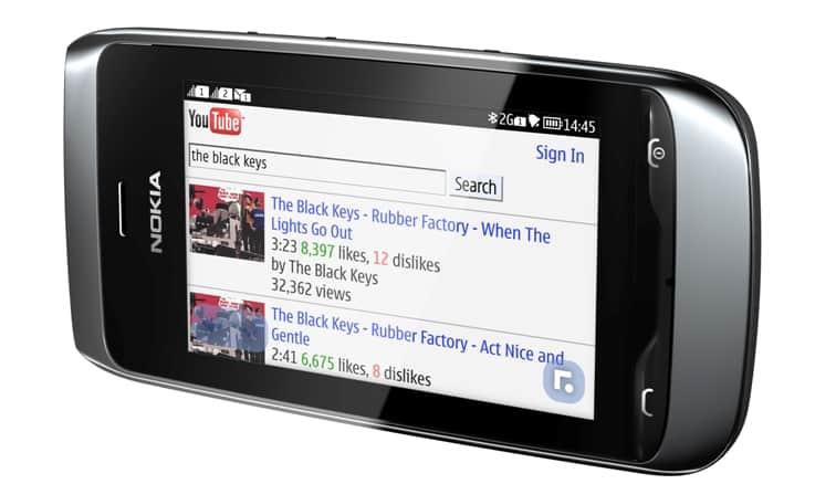 Asha 310, um quase smartphone