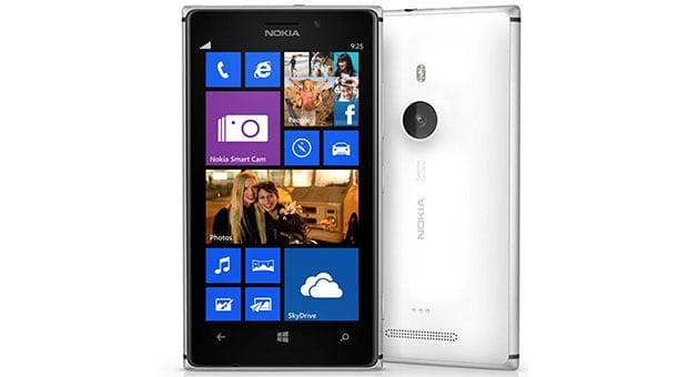 Novo Lumia 925 com laterais de alúminio