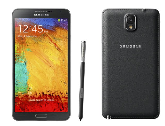 Melhores smartphones do Brasil - Galaxy Note 3