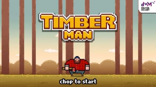 Timberman-header