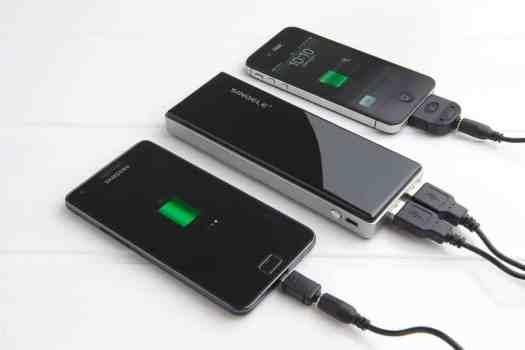bateria externa