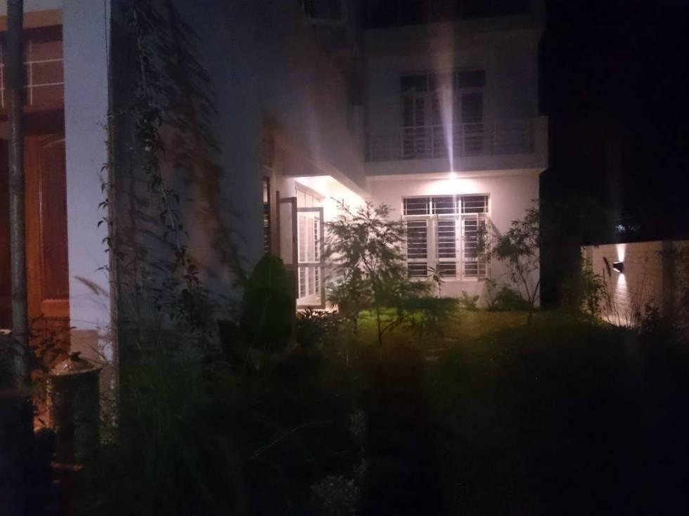 Foto tirada a noite