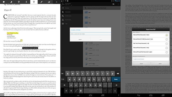 Adobe-Reader-screenshot