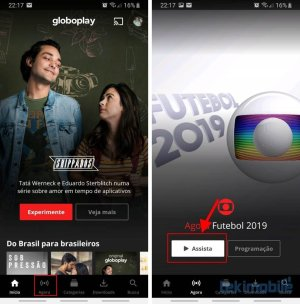 como assistir a globo ao vivo e online