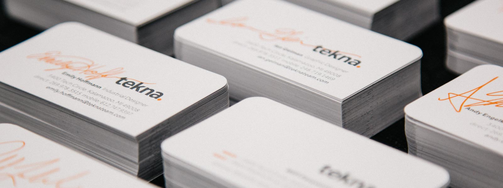 Tekna Business Cards