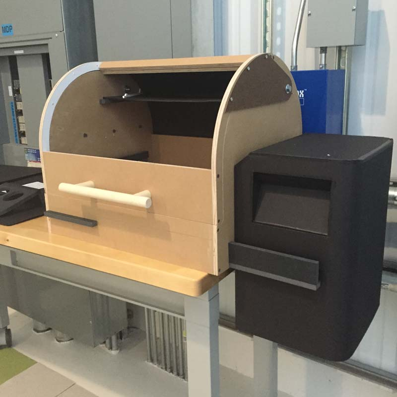 Traeger Timberline Grill prototype
