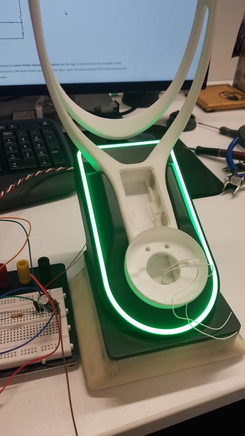 CVR prototype