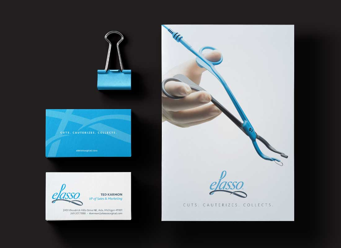 Elasso branding