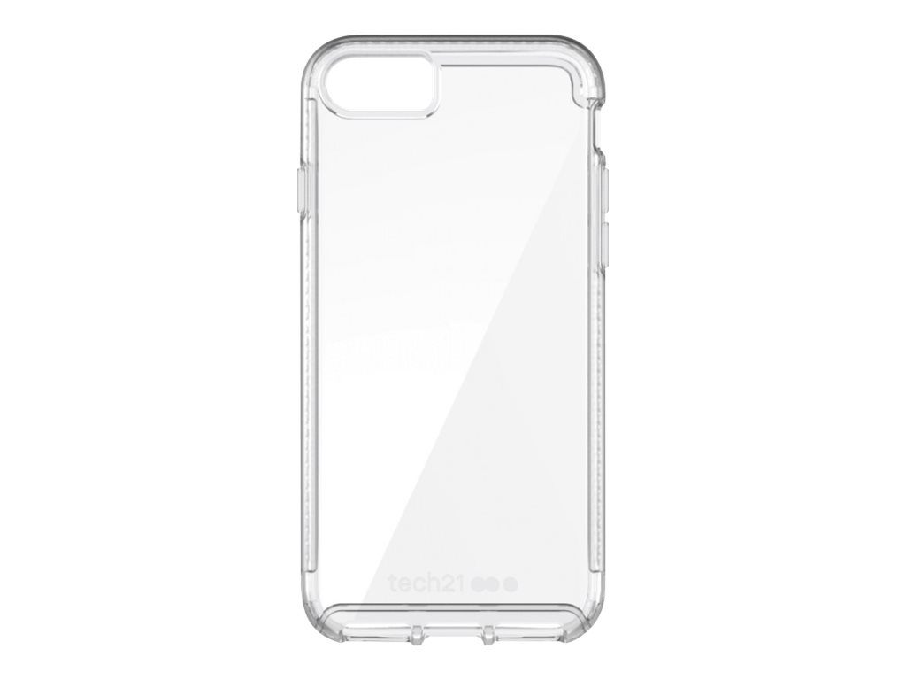 Tech21 Pure Clear Skal For Iphone 7 8