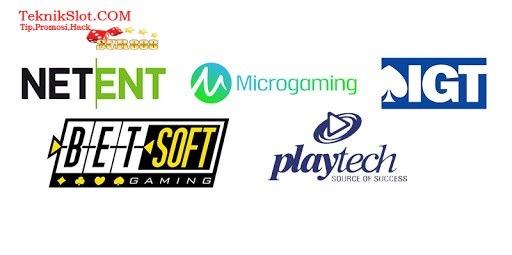 software provider terbaik