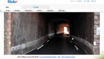 flickr picnik