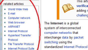 smarter-wikipedia-related-articles