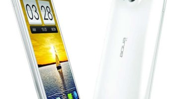 Intex Aqua I-5 Launched