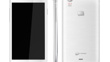 Micromax Canvas 4 Specifications Leaked