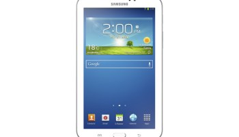 Samsung Galaxy Tab 3 launched in India