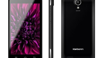 Karbonn A27+ available online for Rs. 8999