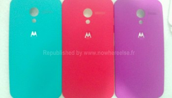 Moto X Back Color Covers