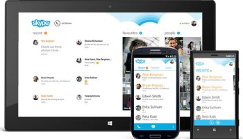 Skype Android App Redesigned
