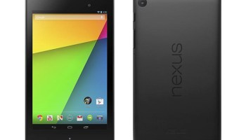 Google new Nexus 7 launched