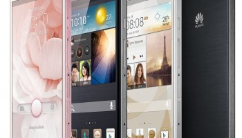 Huawei Ascend P6 launched in India