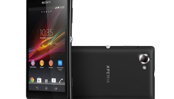 Sony rolling software updates for Xperia L
