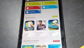 BlackBerry with Google Play Store