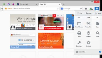 Australis lands in Firefox nightly builds