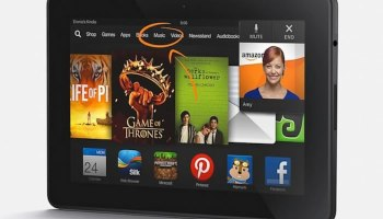 Kindle Fire HD and Kindle Fire HDX tablets are getting Software updates